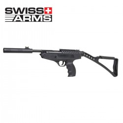 Swiss Arms Mod Firecon culatín Pistola 4.5MM CO2