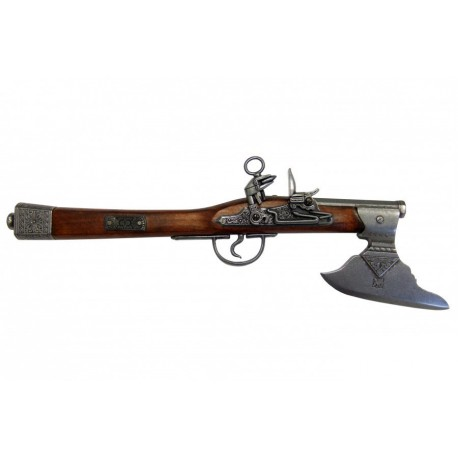 Gun Machado, Alemanha século XVII