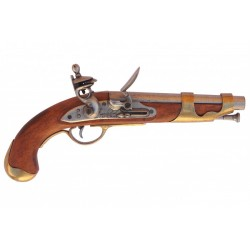 Pistola de caballería, Francia 1806