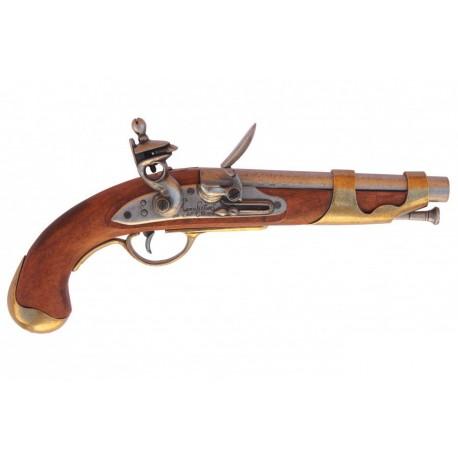 Cavalry pistol, France 1806