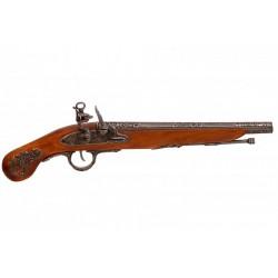 Pistola italiana, século XVIII