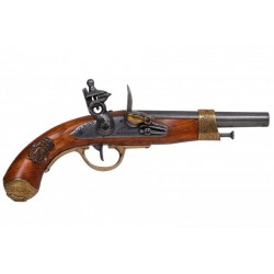 Pistola de Napoleón, fabricada por Gribeauval, Francia 1806.