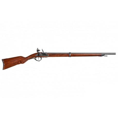 Flintlock rifle, France 1807