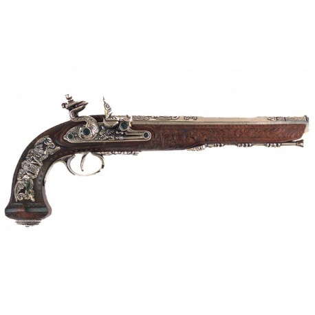 Pistola de duelo, 1810
