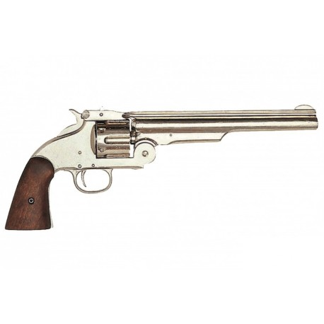 Revolver Cal.45 fabricado pela Smith & Wesson