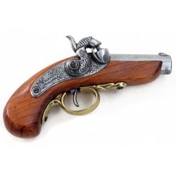 Pistola Deringer, USA 1850