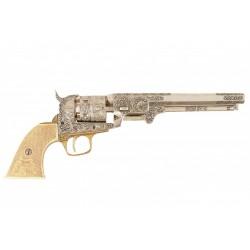 Revólver Colt Navy de la Guerra de Secesión