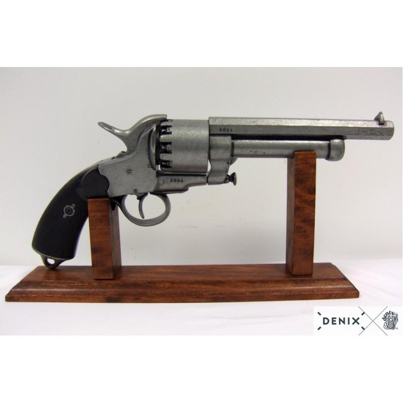 revolver Le Mat Civil War USA - Armas de Colección