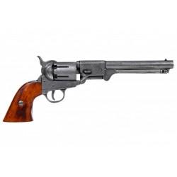Revólver Confederado fabricado pela Griswold & Gunnison EUA, 186