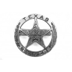 Placa Texas Ranger