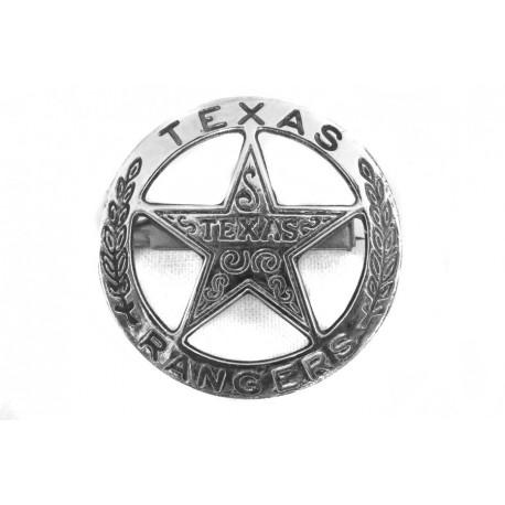 Placa Texas Ranger