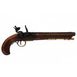 Pistola Kentucky, EUA s.XIX. ouro