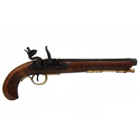 Kentucky pistol. gold
