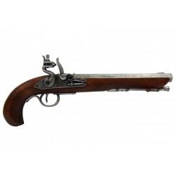 Pistola Kentucky. plata vieja