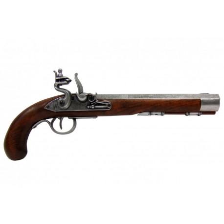 Pistola Kentucky, EUA s.XIX. 2 prata