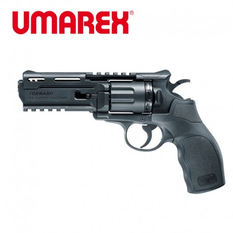 UX Revolver Tornado CO2