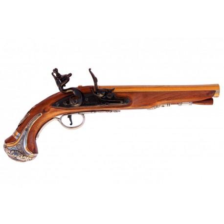 Gun Inglês Geral Washington, século XVIII