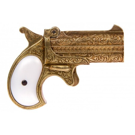 Pistola Remington Derringer USA 1866