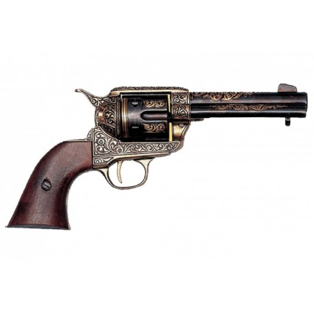 "45 caliber Colt Peacemaker revolver 4,75"""