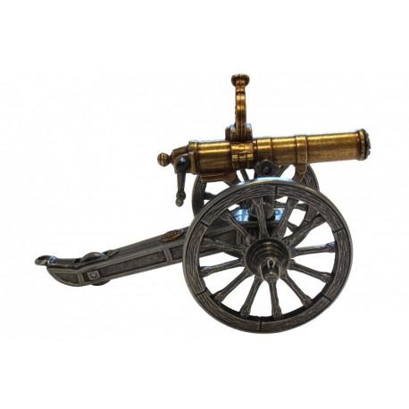 Gatling gun, USA 1861.