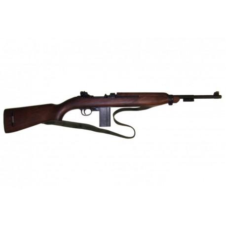 M2 carbine, caliber .30, des. by Winchester, USA 1941 (World War