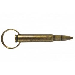 Chaveiro bala de rifle Garand