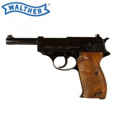 Walther P38 Pistola 4.5MM CO2 Full Metal Blowback