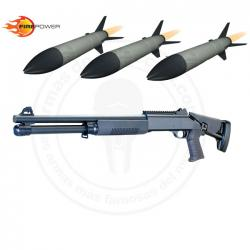 Firepower M3 Multishot shotgun Tactical