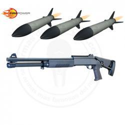 Firepower M3 Multishot shotgun Tactical