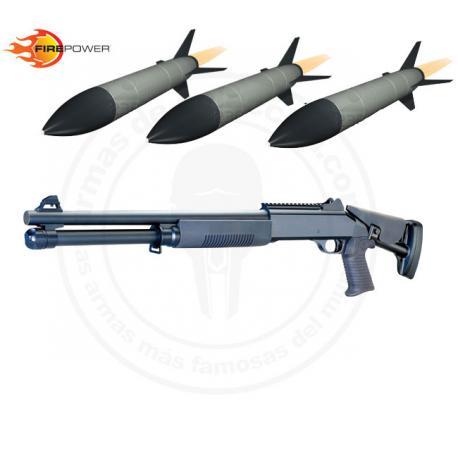 Firepower Shotgun tactical MS