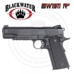 Blackwater BW1911 R2. Pistola 6mm FULL METAL - BLOW BACK CO2