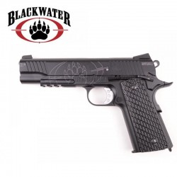 BLACKWATER 4,5mm GUN BW1911 R2 Pistola 4.5MM CO2 FULL METAL BLOW BACK