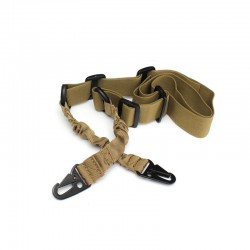 Tactical Strap Two Points On (Earth)