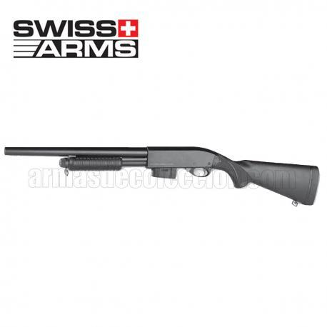 Shotgun Full Stock Full Metal Spring