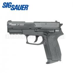 SIG SAUER SP2022 OFICIAL Pistola 6MM Muelle