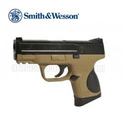 Smith & Wesson M&P 9C TAN a Mola