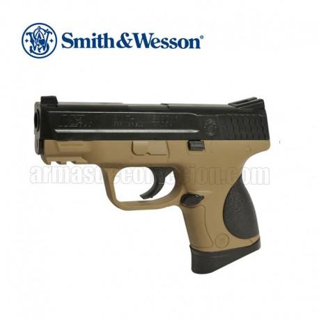 Smith & Wesson M&P 9C TAN Spring