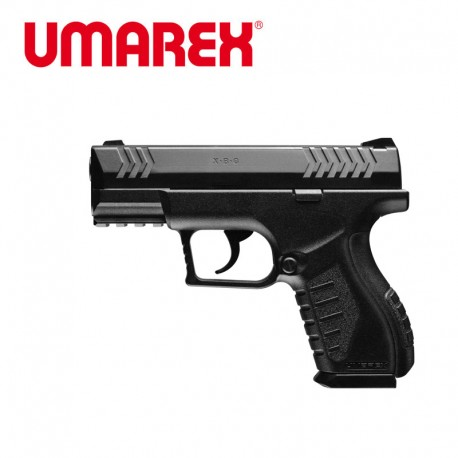 Pistolet CO2 UMAREX XBG C4.5 BB Bronze