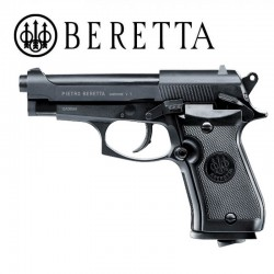 Beretta M84FS Pistola Full Metal Blow Back 4,5MM CO2