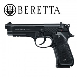 Beretta M92A1 Pistola Full Metal Blowback 4.5mm CO2