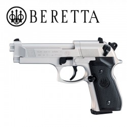 Beretta M92 FS Pistol Full Metal 4.5mm CO2