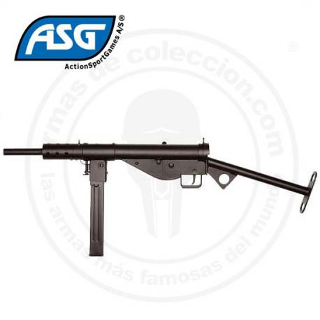 STEN MK II Electric gun by ASG