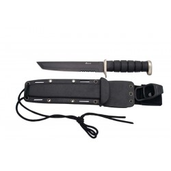 Black tactic knife 2