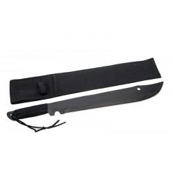 Black blade machete