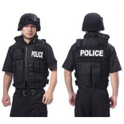 Chaleco Táctico Police