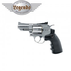 Legends S25 Revolver 4.5mm Full Metal CO2 Diabolos