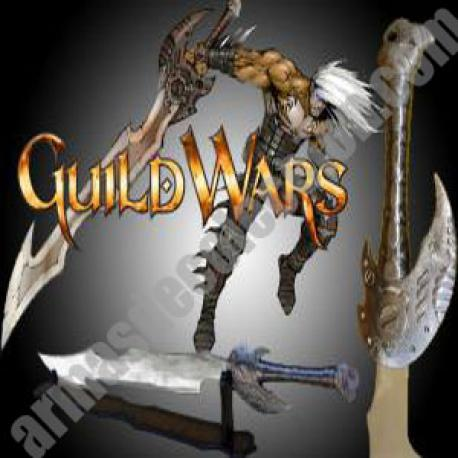 GUILD WARS : Espada de Gaert de GUILD WARS