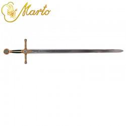 Espada Masonica Grabado Profundo