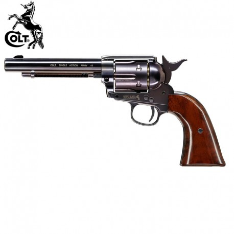 COLT SINGLE ACTION ARMY 45 (negro)cal. 4,5 mm