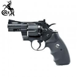 Colt Python 357 Revólver Magnum CTG 4.5mm CO2 Diábolos / BBS